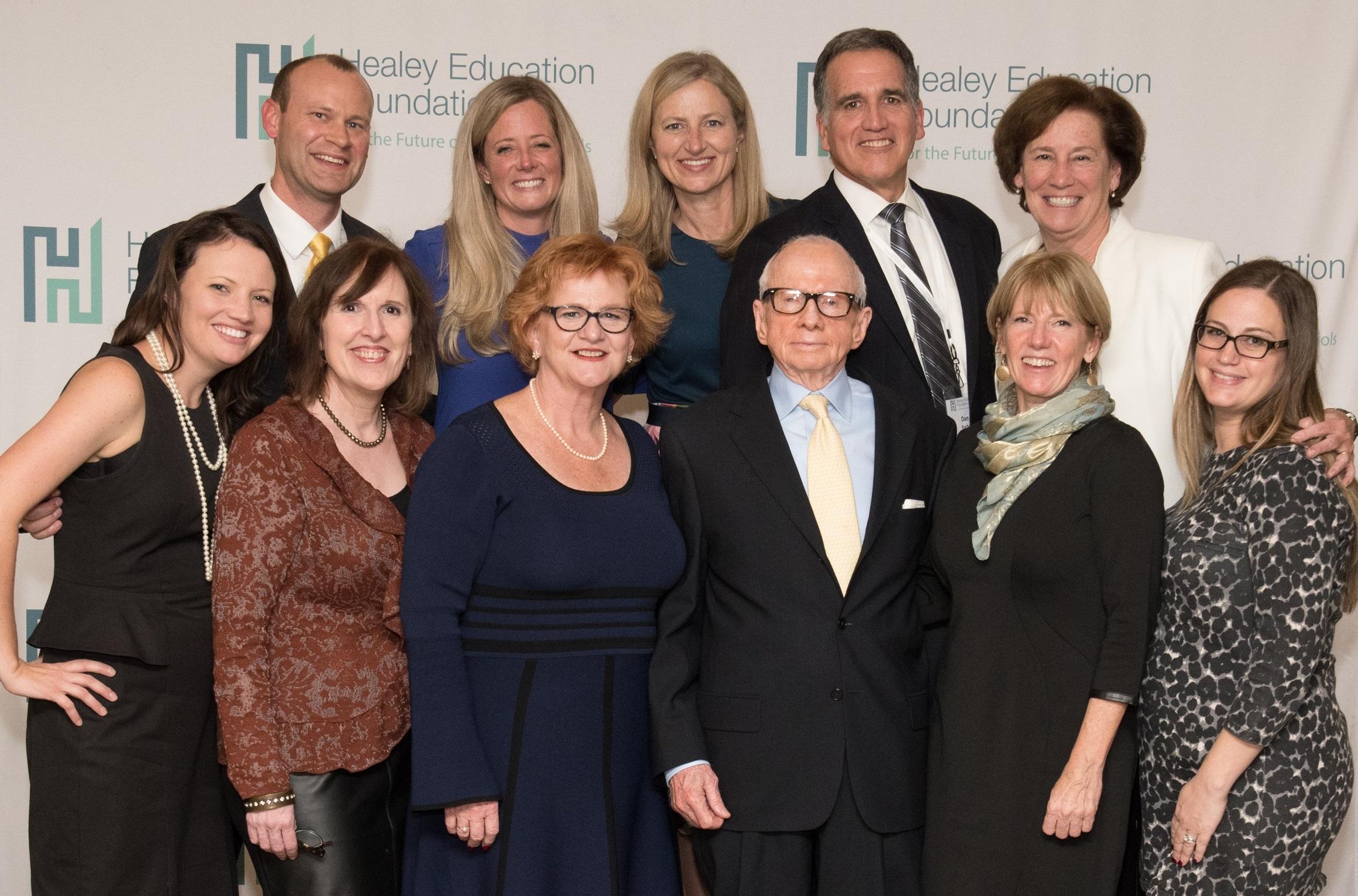 Healey Education Foundation Team