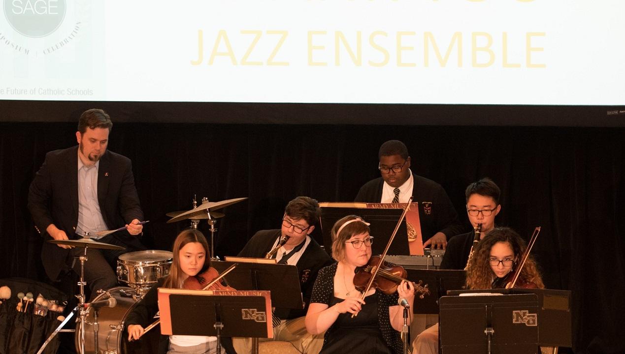 Neumann Goretti Jazz Ensemble