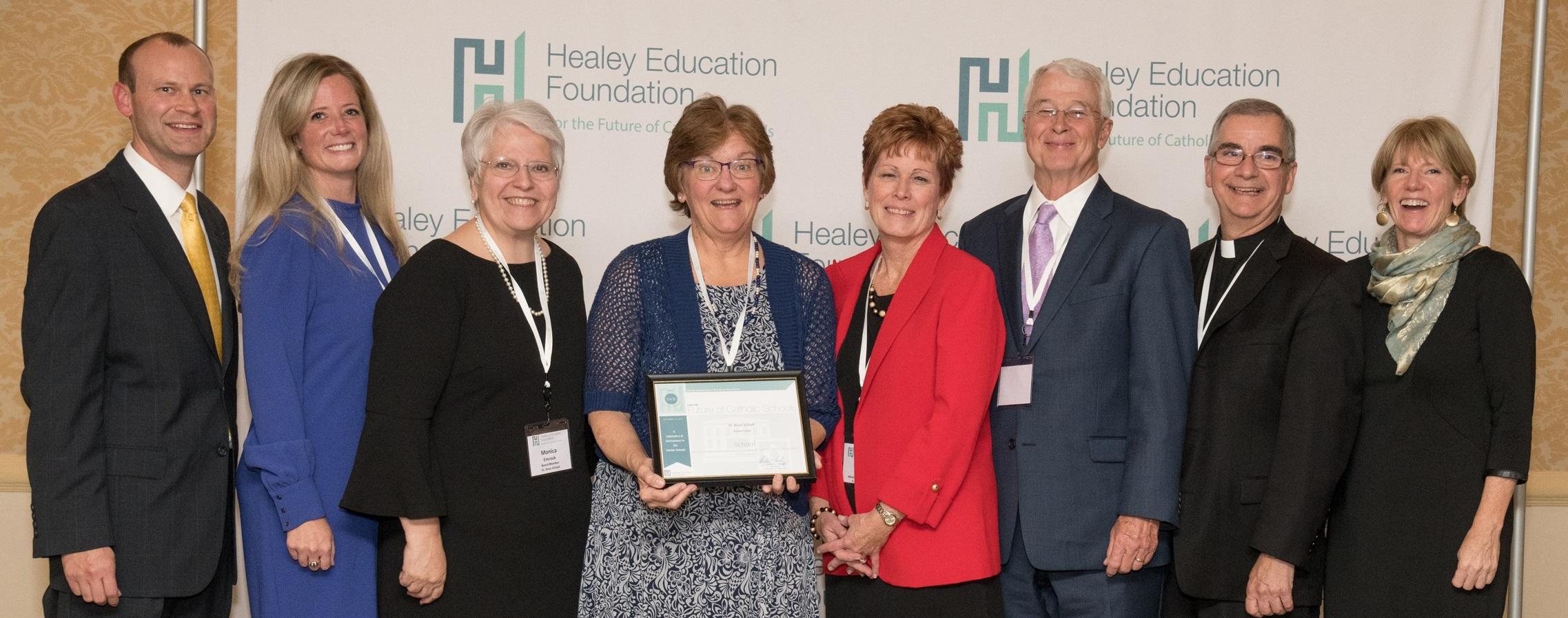 Founder's Award | St. Anne School (Bethlehem, PA)