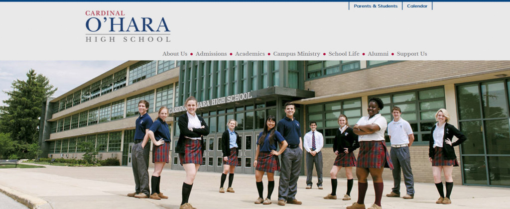 Cardinal O'Hara Website