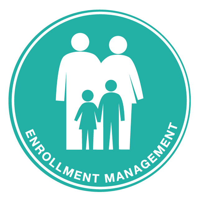 Enrollment Management graphic
