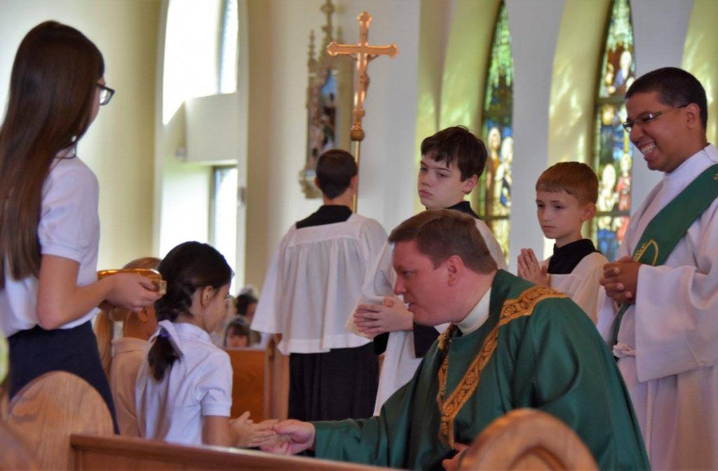 Rev  Mark S  Bialek: Pastor, Catholic School Ambassador